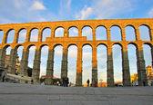 Aqueduct of Segovia — Stock Photo
