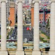 Stock Photo: Spain Square in Barcelona