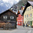 Halstatt — Stock Photo