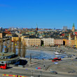 Panorama of Stockholm — Stock Photo