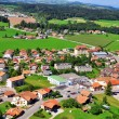 Stock Photo: Swiss village