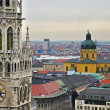 Stock Photo: Munich rathaus