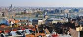 Paisaje urbano de Budapest — Foto de Stock