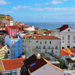 Daybreak in Alfama — Stock Photo