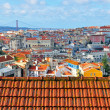 Panorama of Lisbon — Foto Stock