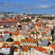 Stock Photo: Lisbon downtown