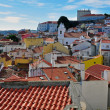 Panorama of Alfama — Stock Photo
