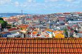 Panorama of Lisbon — Stock Photo