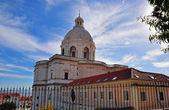Pantheon of Lisbon — Foto Stock