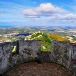 Viewpoint of Pena palace — Stock Photo