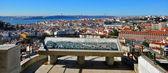 Panorama of Lisbon, Portugal — Stock Photo