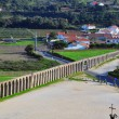 Aqueduct of Obidos — Stock Photo
