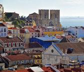 Se de Lisboa — Stockfoto