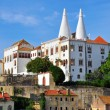 National palace of Sintra — 图库照片