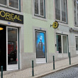 The 1st L'Oreal boutique — Stock Photo