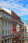 Llisbon street — Stock Photo
