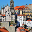 Stock Photo: Porto city center