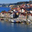 Stock Photo: Panoramof Portu