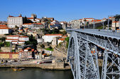 Porto skyline — Stock Photo