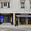 Emporio Armani boutique — Stock Photo