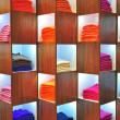 Stock Photo: Colorful cashmere sweaters