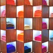Stock Photo: Colorful clothes