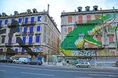 Graffiti of Lisbon — Stock Photo