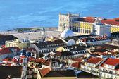 Lisbon downtown — Stock Photo