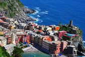 Vernazza, Italy — Stock Photo