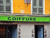 Coiffure in Paris — Stock Photo