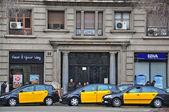 Taxi of Barcelona — Zdjęcie stockowe