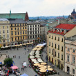 Market square of Krakow, Poland — Stock Photo #38982067