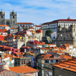 Porto historical centre — Stock Photo