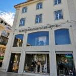 Benetton flagship store — Stock Photo #39644653