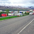 Icelandic city street — Stock Photo #39905907