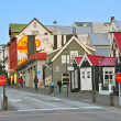 Stock Photo: Reykjavik downtown