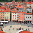 Piran old town, Slovenia — Stock Photo
