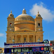 Sightseeing tour in Malta — Stock Photo