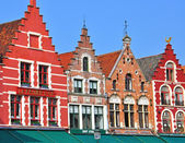 Houses of Brugge — Stock Photo