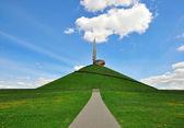 Memorial Mound of Fame, Minsk — Stock Photo