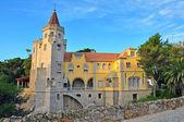 Cascais palace — Stock Photo