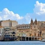 Saint Julians, Malta — Stock Photo #46816763