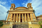 Rotonda church, Mosta, Malta — Stock Photo