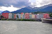 Cityscape d'innsbruck, autriche — Photo