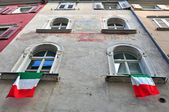 Italian house — Stock Photo