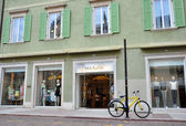 Max & Co flagship store in Trento, Italy — Stock Photo