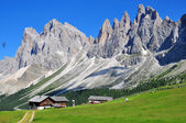 House in italian Alps — Foto de Stock