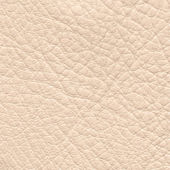 Beige leather texture — Stock Vector