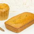 Fresh Banana Breads — Stock Photo