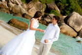 Amor en tailandia — Foto de Stock